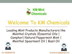 Camphor Camphor is an organic substance which is obtained from trees and then synthesis in the laboratories for tropically, aromatically and various other application uses. It is used for various skin care, health care, and dental care. KM Chemicals is the most prominent Camphor Manufacturers in the global market area since 1996. We are affordable and manufacture pure and organic products which are safe for internal and external usage.