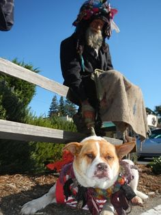 Homeless People and Their Dogs | The Bark