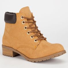 SODA Equity Womens Work Boots 244690464   Boots