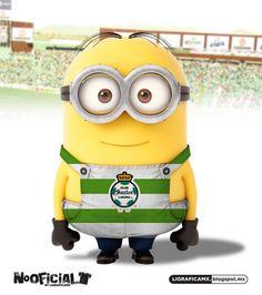 #Soccer #minion #NoOficial #LigraficaMX #SantosLaguna #Torreón