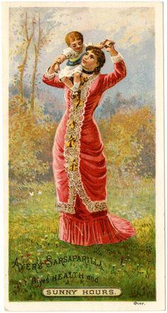 Patent Medicine Trade Cards, c.1900 |