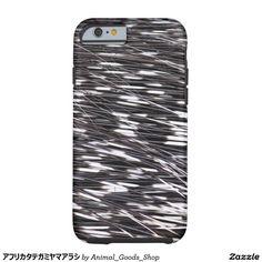 アフリカタテガミヤマアラシ iPhone 6 タフケース