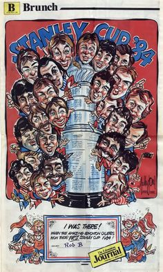 This was the Yardley Jones caricature cartoon put in the Edmonton Journal in May…