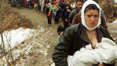 Profughi dal Kossovo 1999