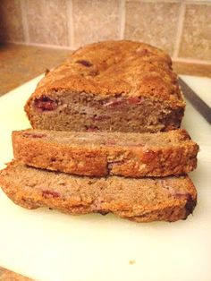Short & Sweet: Strawberry Bread