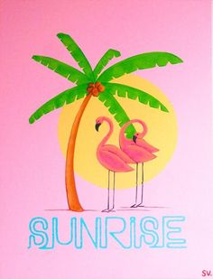 SunRise ~~~ Great easy entry painting to do.