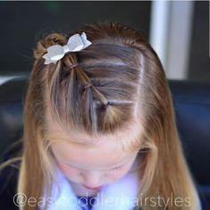 39 ideas hair ideas for girls hairdos Girls Hairdos, Baby Girl Hairstyles, Princess Hairstyles, Pretty Hairstyles, Easy Hairstyles, Teenage Hairstyles, Hairstyle Ideas, Easy Toddler Hairstyles, Updo Hairstyle