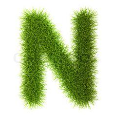 Billedresultat for græs bogstaver