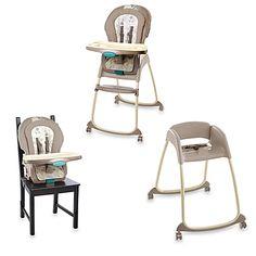 Ingenuity™ Trio 3-in-1 Deluxe High Chair™ in Sahara Burst™