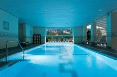 Swimming Pool - Hotel Belvedere Locarno