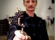 Master Class tattoo machine building by the one and only Dan Dringenberg! August 20st and for professionals only