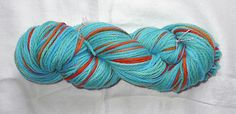 how to dye yarn, 3 different methods