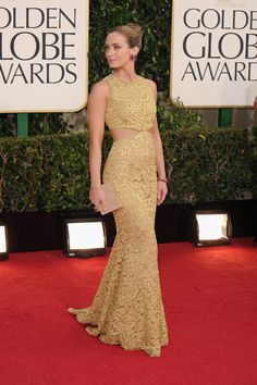 Golden Globes 2013: Leading ladies channel sirens of the sea in mermaid gowns - Picture 17