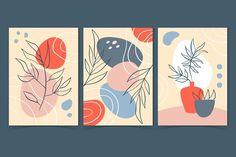 Abstract Line Art, Abstract Drawings, Art And Illustration, Minimalist Painting, Minimalist Art, Line Art Flowers, Organic Art, Art Drawings For Kids, Diy Canvas Art