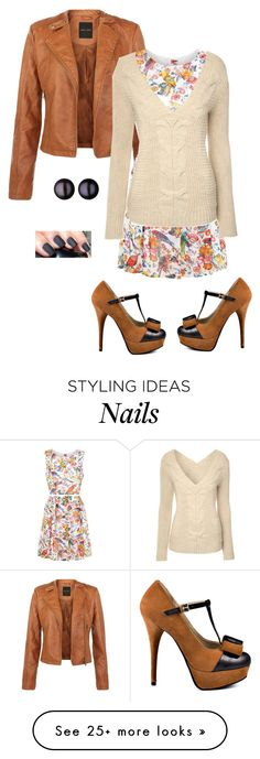 """Untitled #1116"" by empresslal on Polyvore featuring Mela Loves London, Jane Norman, Kelsi Dagger Brooklyn and Links of London"