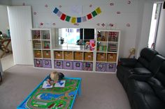 Kids Toy Room  by the decorempress mum, Bree McPhee