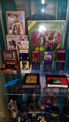 """warbus83: """"My ready player one collection slowly getting bigger, best book ever for the retro nerd in all of us """""""