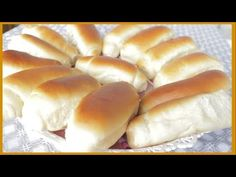 Pãozinho de Leite - Top Receitas Bread Recipes, Cooking Recipes, Bread And Pastries, Kefir, Cooking Time, Hot Dog Buns, Sweet Recipes, Food And Drink, Meals