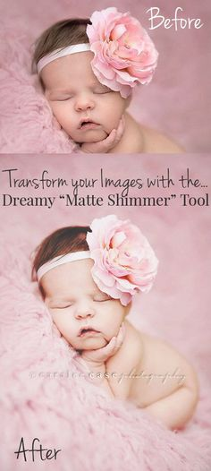 Newborn Photoshop Actions. Everything you need to edit your newborn images.