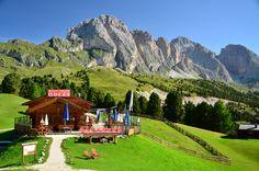 Baita Odles - Col Raiser - Val Gardena - Italia