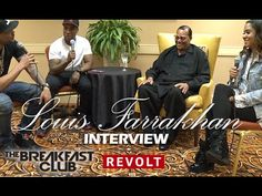 """Louis Farrakhan Interview with The Breakfast Club 