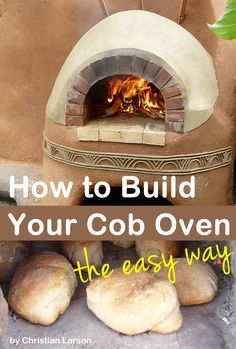 cob ovens | goodie 2 how to build your cob oven the wasy way worth $ 19 99 yours ...