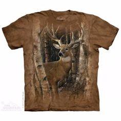 Camiseta Ciervo Abedul