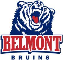 Bruins, Belmont University (Nashville, Tennessee) Div I, 1st Conf: Ohio Valley  #Bruins #Nashville #NCAA (L5858)