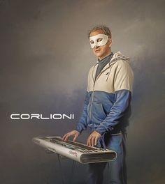 Corlioni promo  #edm #tropical house #electronic dance music #xmen #masked man #masks #chill house #music festival