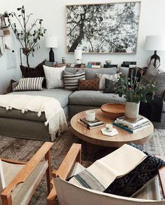 12 Most Wonderful Modern Bohemian Living Room Inspiration Ideas - Home & Apartment Ideas - Home Decor Bohemian Living Rooms, Living Room Modern, Living Room Interior, Living Room Designs, Living Room Decor, Small Living, Interior Livingroom, Home Decor Hacks, Family Room Design