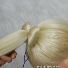Braid Tutorials hair hairstyles hairtutorials h Hair Upstyles, Box Braids Hairstyles, Hairstyles Videos, Braided Hairstyles For Long Hair, Hairstyles For Girls, Hair Videos, Braid Styles, Hair Hacks, Hair Trends