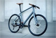 CANYON URBAN BIKE - WOW, what a aggressive and same time laidback style