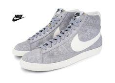 NIKE - Blazer PRM Vintage - Grey