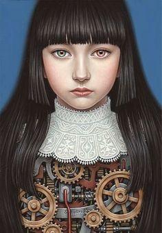 Pinzellades al món: Shiori Matsumoto: somnis infantils il·lustrats