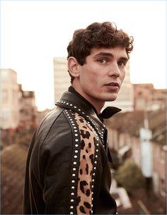 Arthur Gosse   Vogue Man Netherlands   2018   Editorial