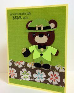 Teddy Bear Parade - Leprechaun