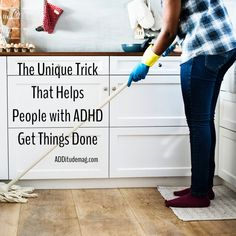 You may see your productivity increase as you try this ADHD tip. Adhd Odd, Adhd And Autism, Adhd Facts, Adhd Signs, Aspergers, Asd, Adhd Help, Adhd Brain, Attention Deficit Disorder