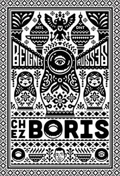 Chez Boris / ed k wong