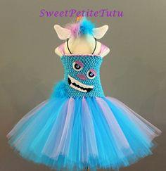 New Sully Tutu dress Monster's Inc. Inspired by SweetPetiteTutu