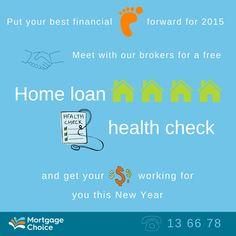 Free Home Loan Health Check