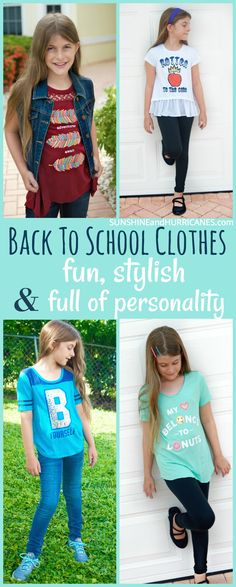 From sports fanatics to fashionistas and everything in between. You can save, simplify and still be SUPER stylish with these tricks and tips for back to school clothes for kids. @kohls  #KohlsBackToSchool #GameOn #Ad