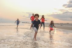 Family Photography {Beach Photography}