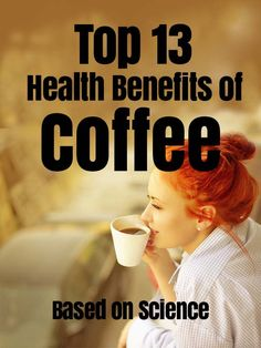 Coffee is actually very healthy. It is loaded with antioxidants and beneficial nutrients that can improve your health. The studies show that coffee drinkers have a much lower risk of several seriou…