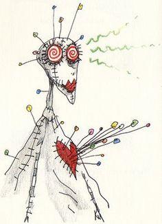 Tim Burton - Voodoo Girl