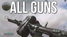 https://youtu.be/EUJ1RSiHJsIAll Guns In Call of Duty WW2