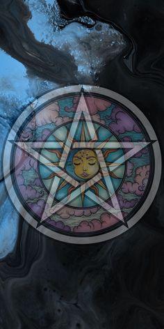 Wallpaper Wicca 🔮