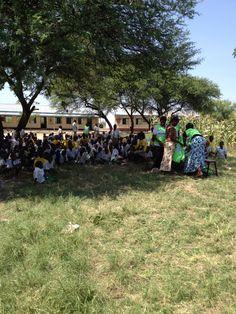 African school in Tanzania