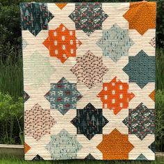 Floored Quilt Pattern PDF Download | Etsy