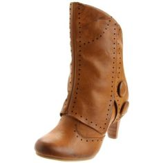 Not Rated Women`s Spin Ankle Boot,Tan,6 M US $43.96
