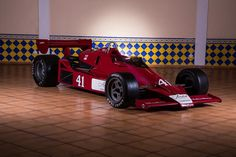 Dragone Auctions - Vehicles - 1979 Penske PC-6 Indy Car formerly driven by Gordon Johncock. Still has the tires it sported the last time it was driven on the track in '82.